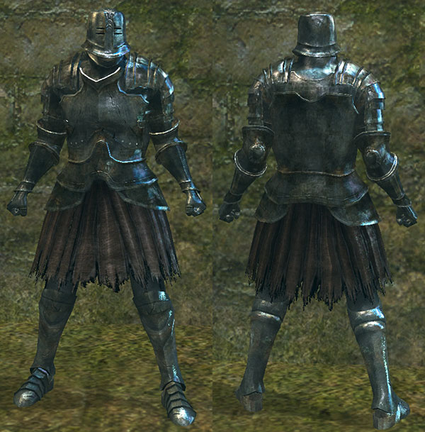 Dark Souls  Defense Build