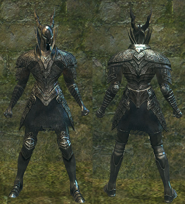 Black Knight Set - Dark Souls Wiki - 108.8KB