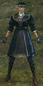 black sorcerer set