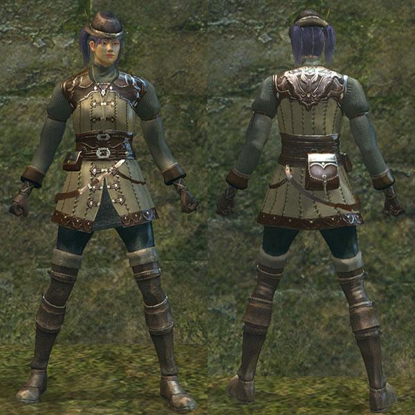 Dark Souls  Hunter Build