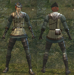hunter armor set (male)