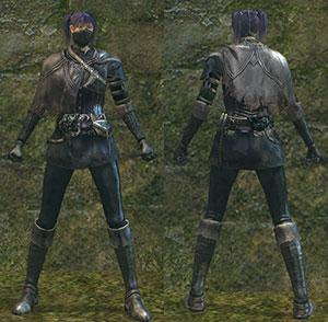 thief armor set (female)
