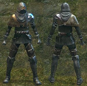 thief armor set (male)