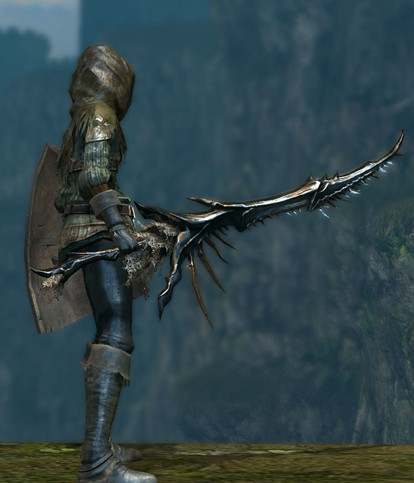 Яростный меч квилег как сделать