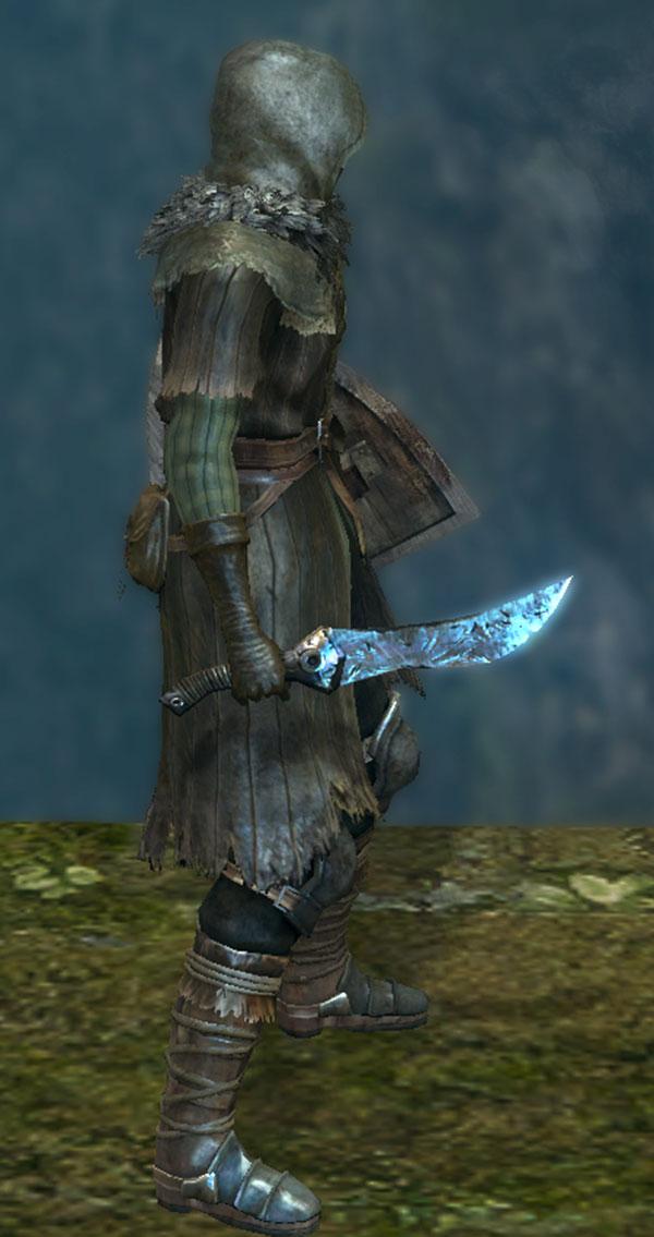 Bandit S Knife Build Dark Souls