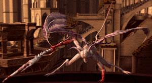 Bat Wing Demon