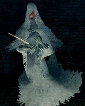 ghost wailing