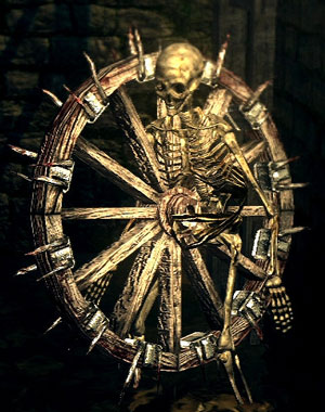Skeleton Wheel