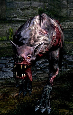 Undead Attack Dog