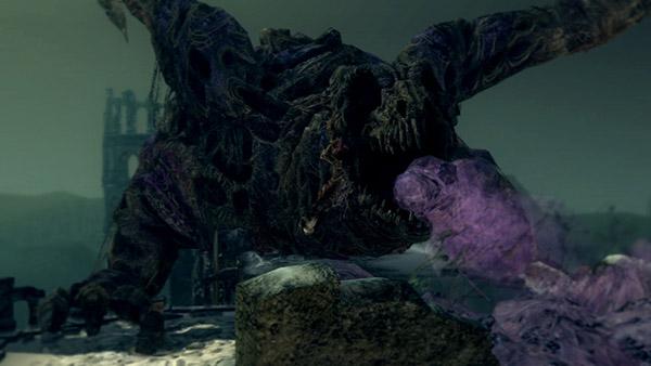 Undead Dragon Dark Souls Wiki