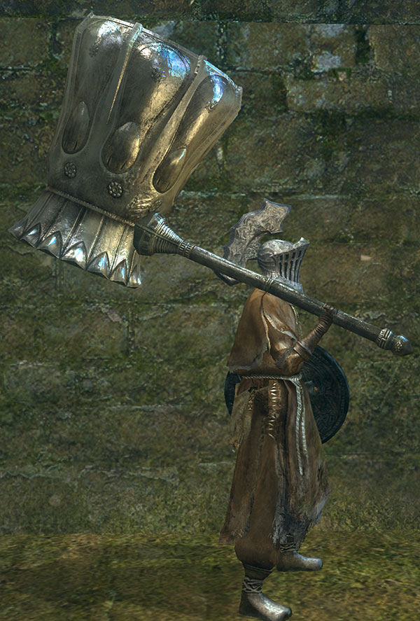 Dark Souls  Crystal Rapier Build