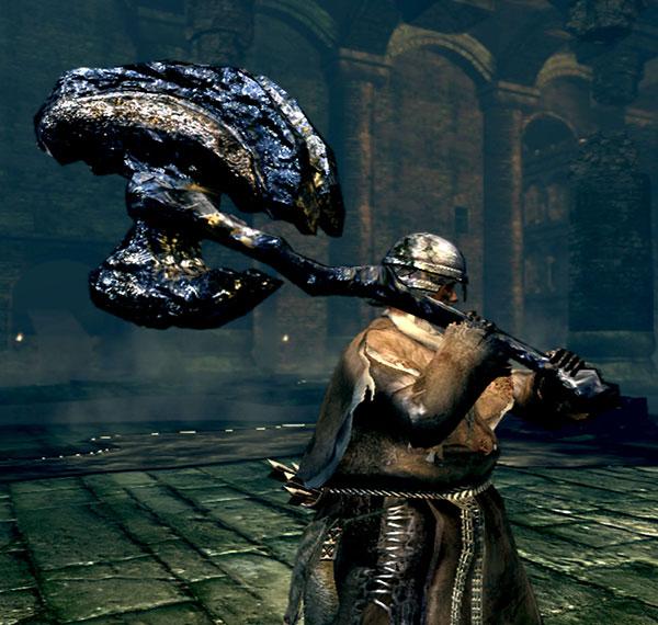 Dragon King Greataxe Dark Souls Wiki