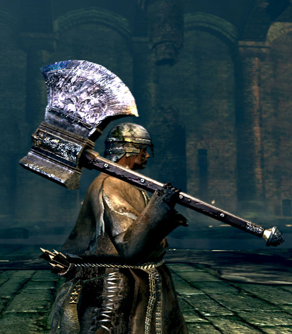 Chosen Undead Dark Souls Vs Guts Berserk Page 7