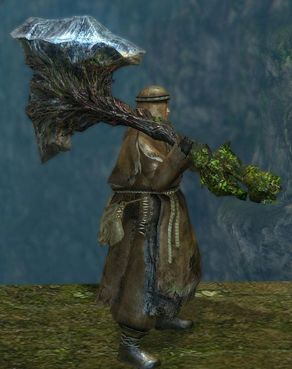 Stone greataxe dark souls wiki