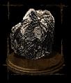 dragon head & torso stone