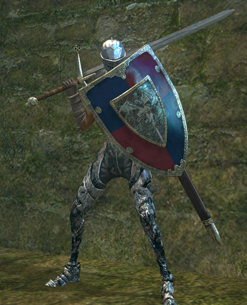 Knight ShieldKnight With Shield