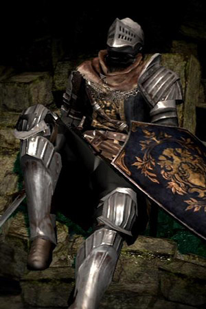 Oscar, Knight of Astora
