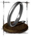 white seance ring
