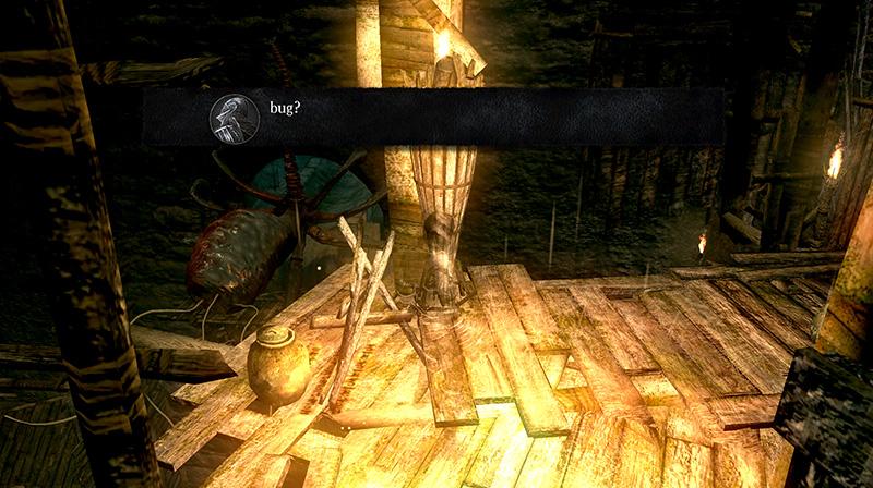 how to get above giant rat dark souls