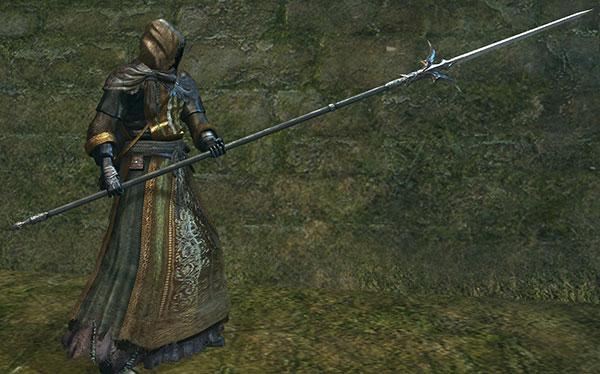 Dark Souls  Spear Build