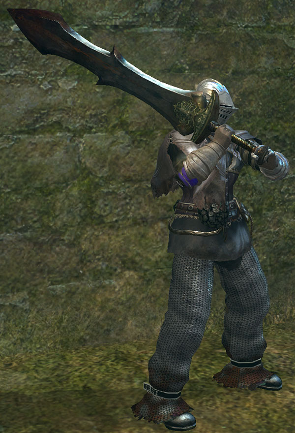 Dark Souls  Best Ultra Greatsword Build