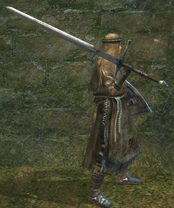Zweihander - Dark Souls Wiki Zweihander